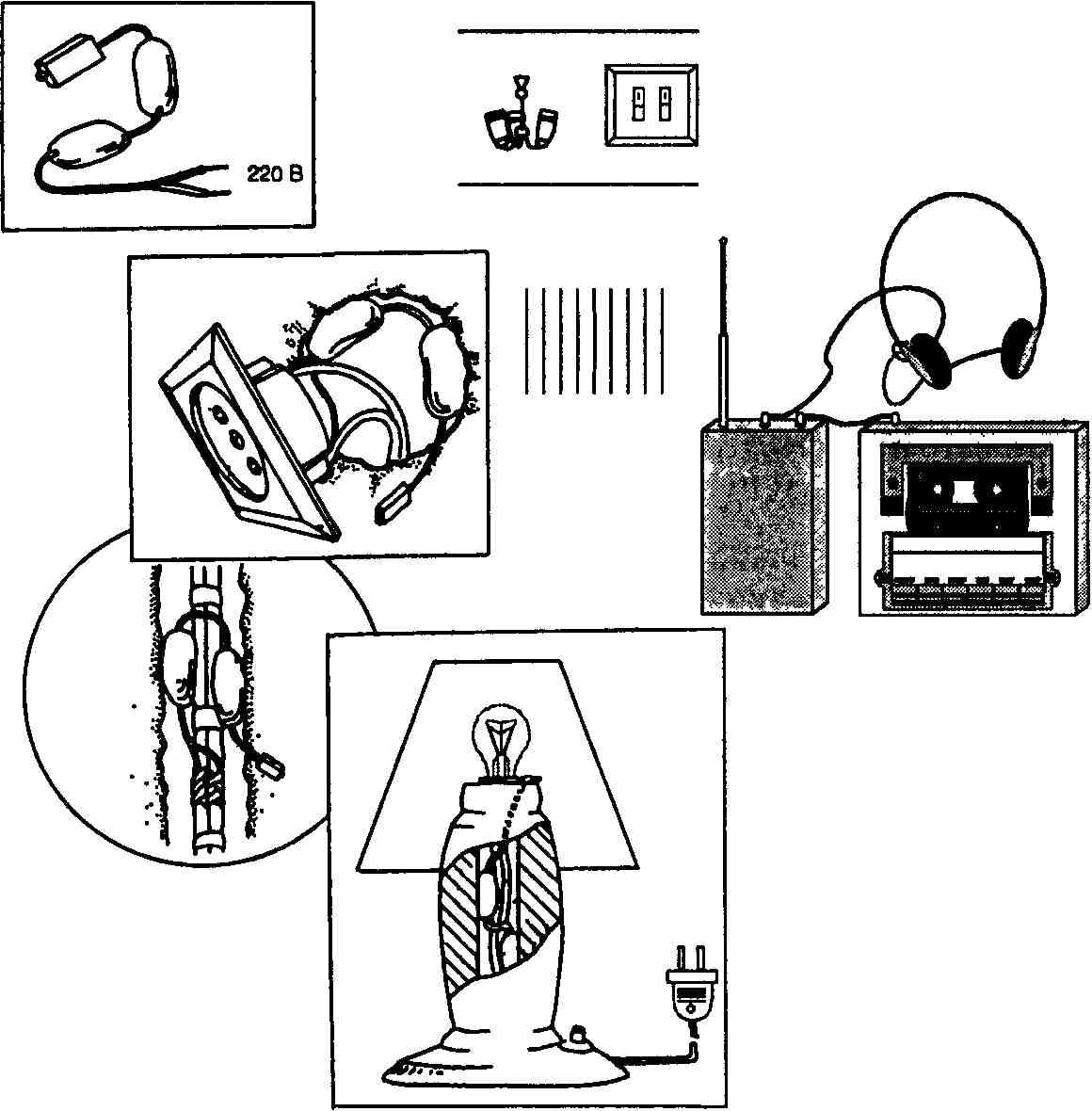 простая схема радиожучок большой дальности