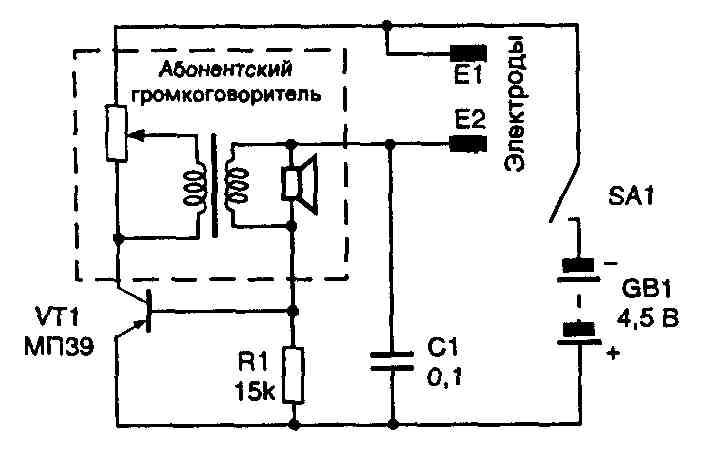 Рис. 3.34 Простейший индикатор